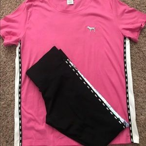 Nwt. Victoria Pink outfit